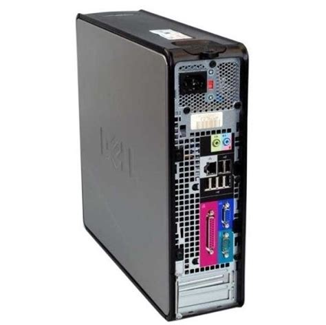Cpu Windows 7 Pro Merk Dell Optiplex 380 Ram 2 Gb dell optiplex 380 sff windows 7 pro 2 duo 3ghz 160gb