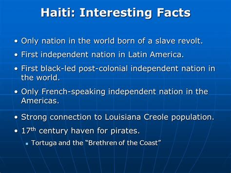 port au prince facts world regional geography january 20 ppt