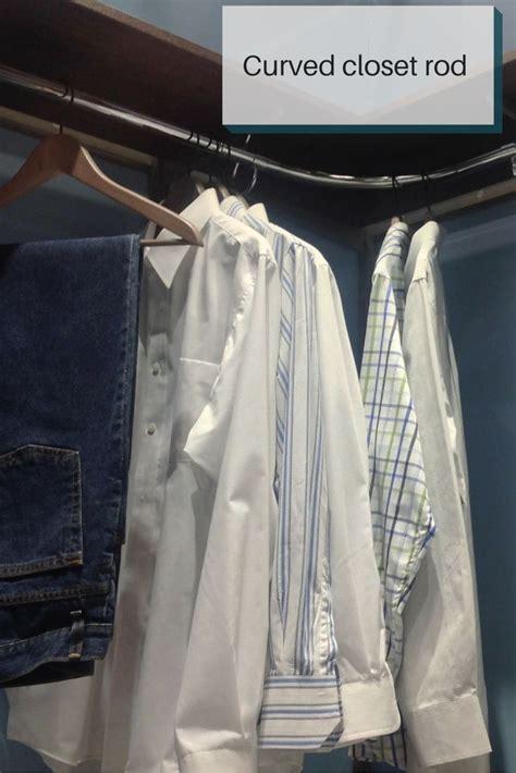 Closet Clothes Bar by 1000 Ideas About Closet Rod On Diy Closet