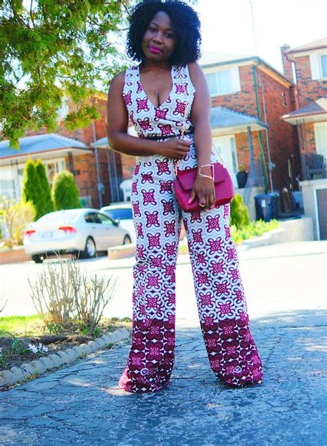 pictures of ankara jumpsuit african jumpsuit on pinterest ankara african prints and