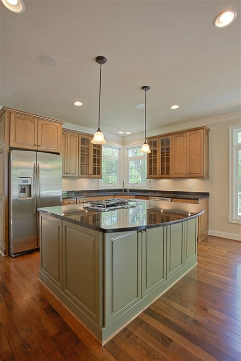 Kitchens With Different Colored Islands With Your Kitchen How To Choose A Different Color Island Ndi