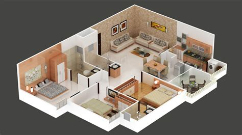 Home Design For 2000 Sq Ft Area Kalyan Sampat Gardens By Kalyan Nav Nirman Ltd 2 2 5 3