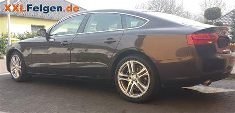 Felgen Lackieren Magdeburg by Audi A5 Sportsback B8 Dbv Mauritius 18 Zoll