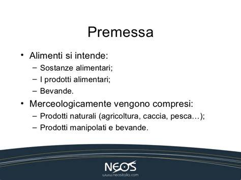 merceologia alimentare introduzione alla merceologia