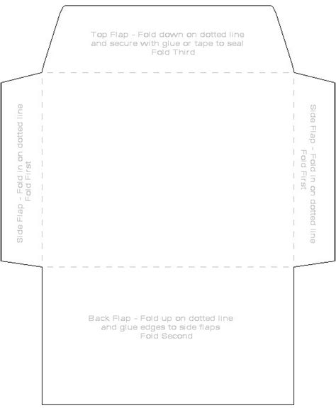 How To Make An Envelope Out Of Printer Paper - 25 best ideas about make an envelope on