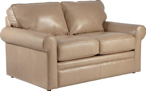 collins loveseat with rolled arms by la z boy wolf furniture