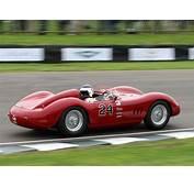 Maserati 200S S/n 2408  2007 Goodwood Revival High