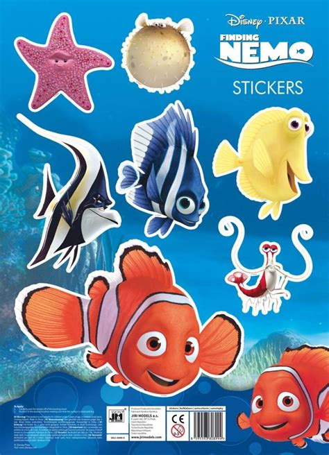 finding nemo wall stickers disney children s collectors wall stickers finding
