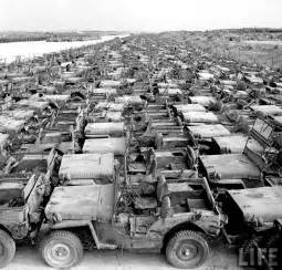 Army Jeep Parts Willys Jeep Graveyard