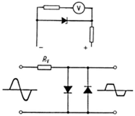 antiparallel diode einf 252 hrung in die elektronik