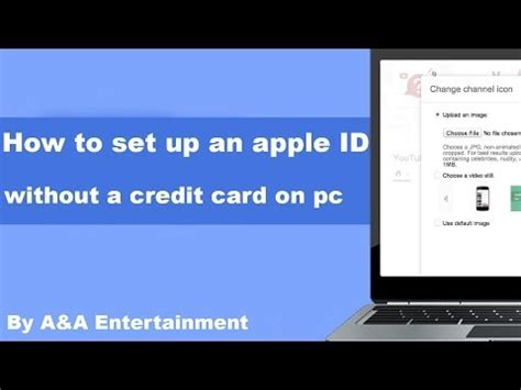 how make an apple id without a credit card how to set up an apple id without a credit card on