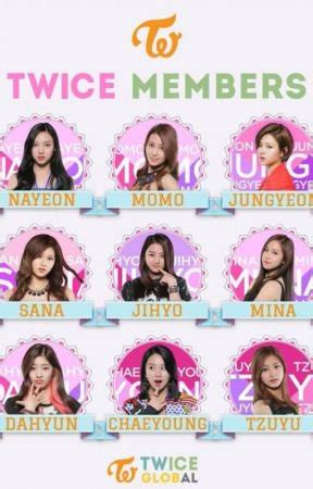 twice facts facts about twice sana facts wattpad