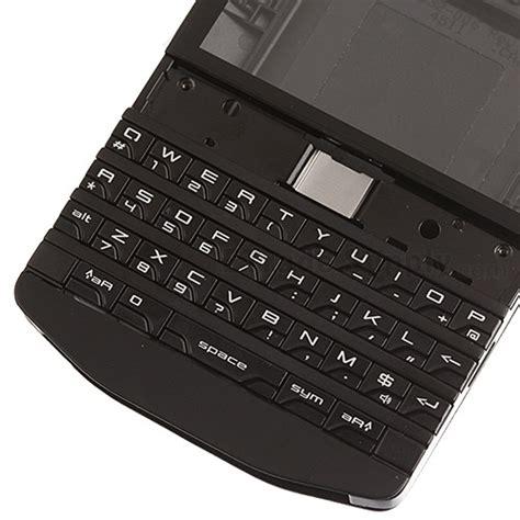 blackberry porsche design p9981 black blackberry porsche design p 9981 complete housing black