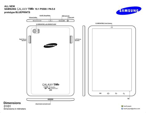 Sarung Rotary Fs Samsung Tab 2 10 1 Inch P5100 Muter 360 Derajat samsung all new galaxy tab 10 1 design blueprints by hanif yayan on deviantart
