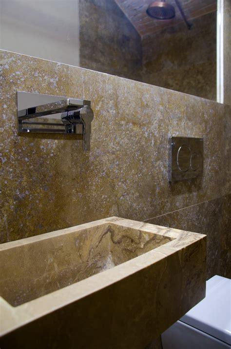 lavabo in travertino per bagno arredare il bagno pagina 2 lavandino in marmo
