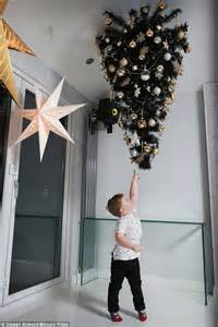 hanging from the ceiling the ultimate child proof tree diy mad