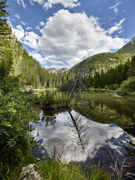 rugged scenery free images landscape tree nature wilderness snow sky meadow river valley mountain