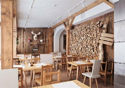 Decoration Maison En Bois by Une D 233 Coration En Bois Pour Le Mur Archzine Fr