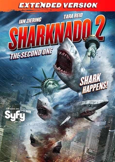 the second one and sharknado 2 the second one dvd release date october 7 2014