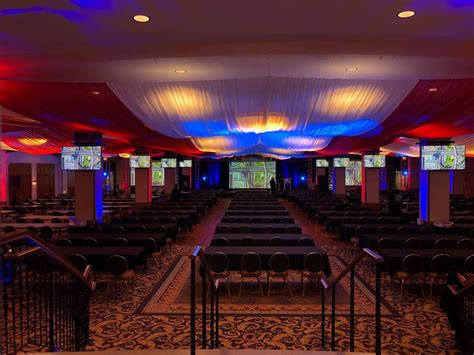 business  meetings stambaugh auditorium