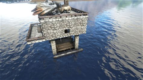 how to make a boat base in ark building structures on rafts general discussion ark