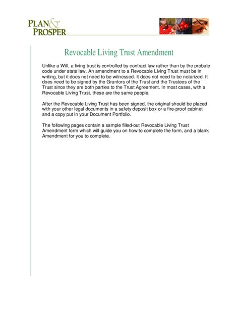 sle living trust free download
