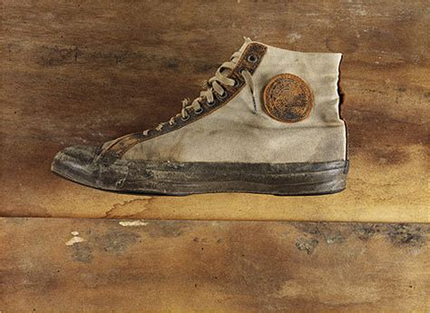 Kulit Asli Sepatu Original Cevany Myth White converse celebrates a century of shoes boston
