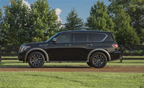 nissan armada price 2018 nissan armada review ratings specs prices and