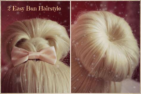 easy hairstyles christmas holiday hair tutorial cute
