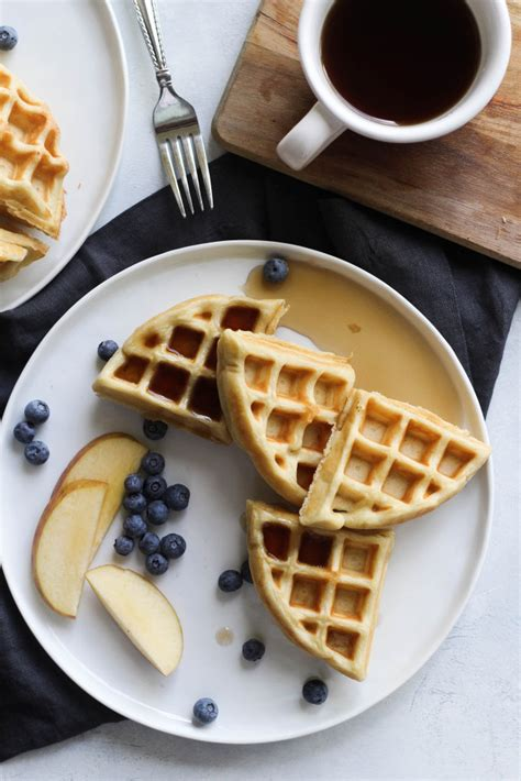 protein waffles frozen simple protein waffles the blissful balance