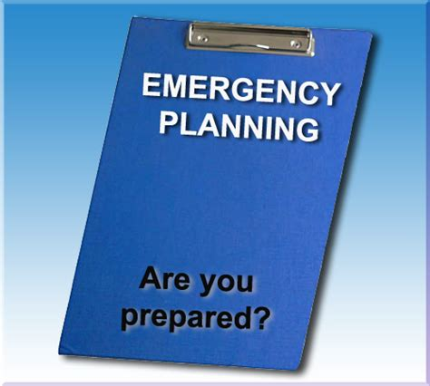 So Whats Your Emergency Plan by Emergency Planning Power Outages