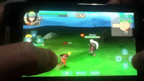download game mod naruto for android ppsspp v 0 8 1 naruto shippuden ultimate ninja impact