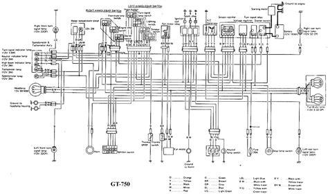 1982 yamaha maxim 750 wiring diagram wiring diagram with