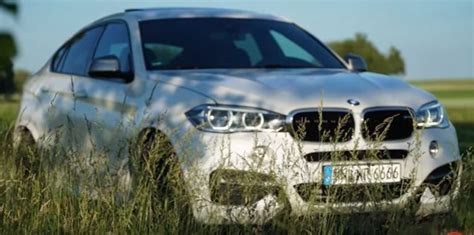 Wetterauer Tuning Aufkleber by Chiptuning 430ps 860nm Wetterauer Engineering Bmw X6 M50d
