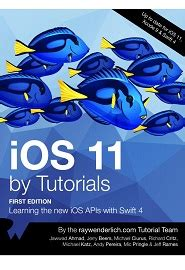 ios 11 by tutorials learning the new ios apis with 4