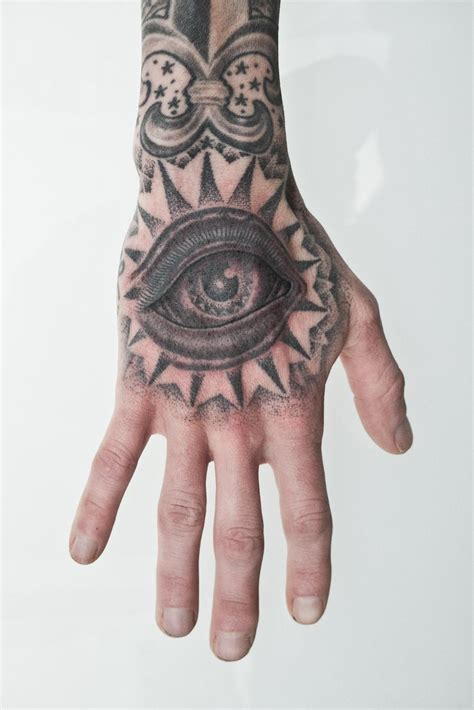 eye tattoo on hand 60 tattoos for and amazing ideas
