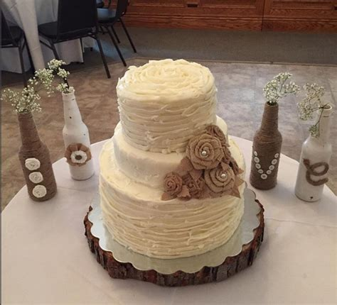 Wedding Cakes Rustic by Rustic Wedding Cake Cakecentral