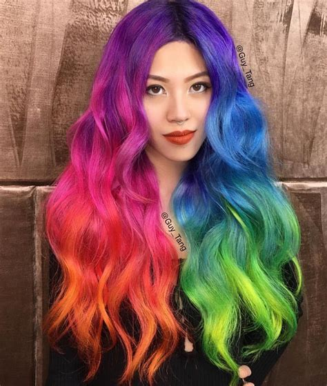cute hairstyles rainbow guy tang on instagram i am so excited to fly to finland