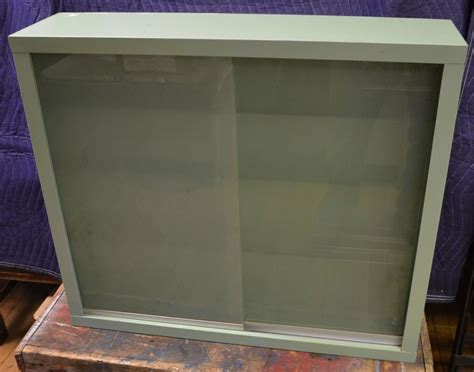 wall cabinet with sliding door dental wall cabinet with sliding glass doors at 1stdibs