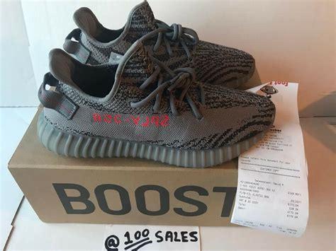 Adidas Yeezy 350 Gumtree by Adidas X Kanye West Yeezy Boost 350 V2 Beluga 2 0 Grey Uk8 5 Ah2203 Footlocker Receipt 100sales