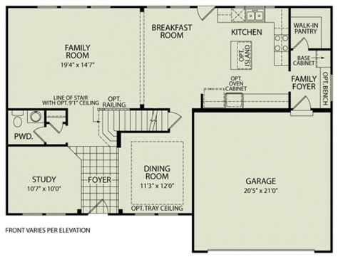 recommended drees homes floor plans new home plans design