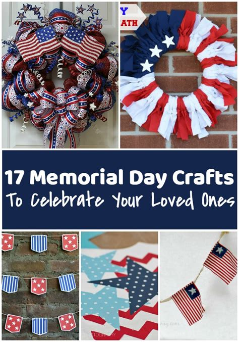 diy ornaments for loved ones away 17 memorial day crafts to celebrate your loved ones