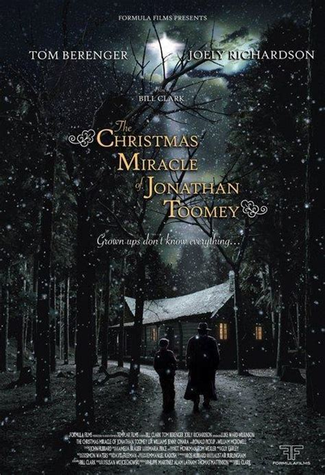 libro the christmas miracle of the christmas miracle of jonathan toomey 2007 filmaffinity