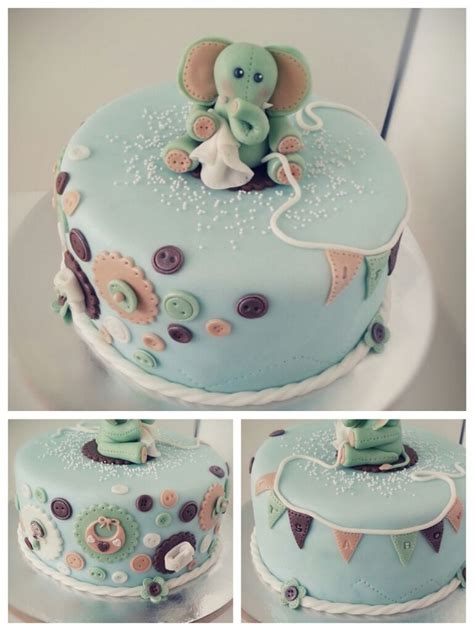 Baby Shower Cake Boy Baby Torte F 252 R Einen Jungen