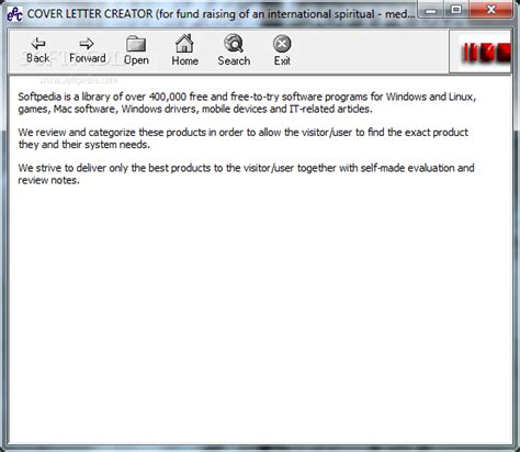 download cover letter creator 1 0 crack keygen serial