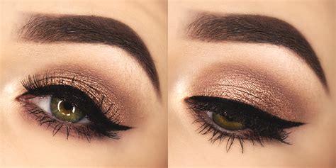 christmas eye makeup gemma louise