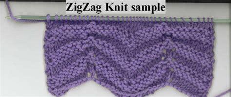 knitting pattern zig zag afghan zig zag afghan