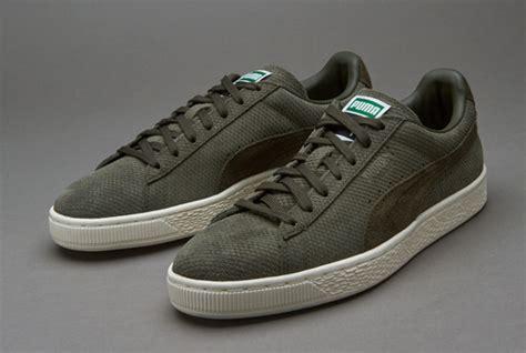 Harga Suede Classic sepatu sneakers suede classic modern heritage green
