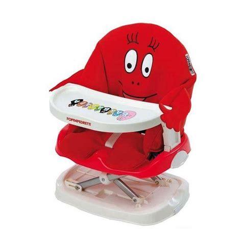 rehausseur de chaise bebe barbapapa r 233 hausseur de chaise b up achat vente