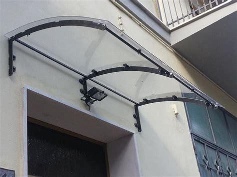 tettoia in plexiglass prezzi pensilina tettoia in policarbonato plexiglas su misura
